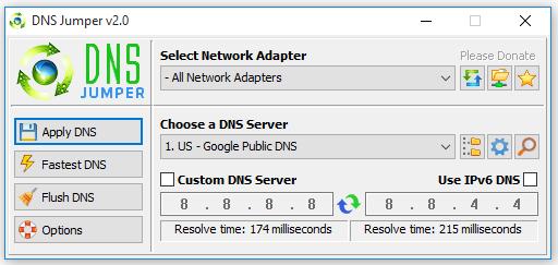 DNS_Jump